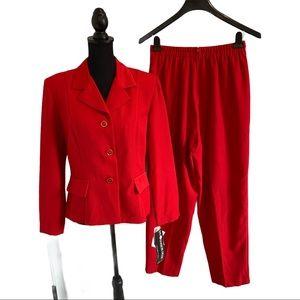 Sag Harbor Dress 2 Piece Set Pants Suit